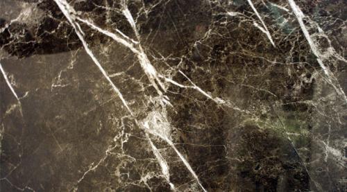 Marmorimitat (Schwarz)